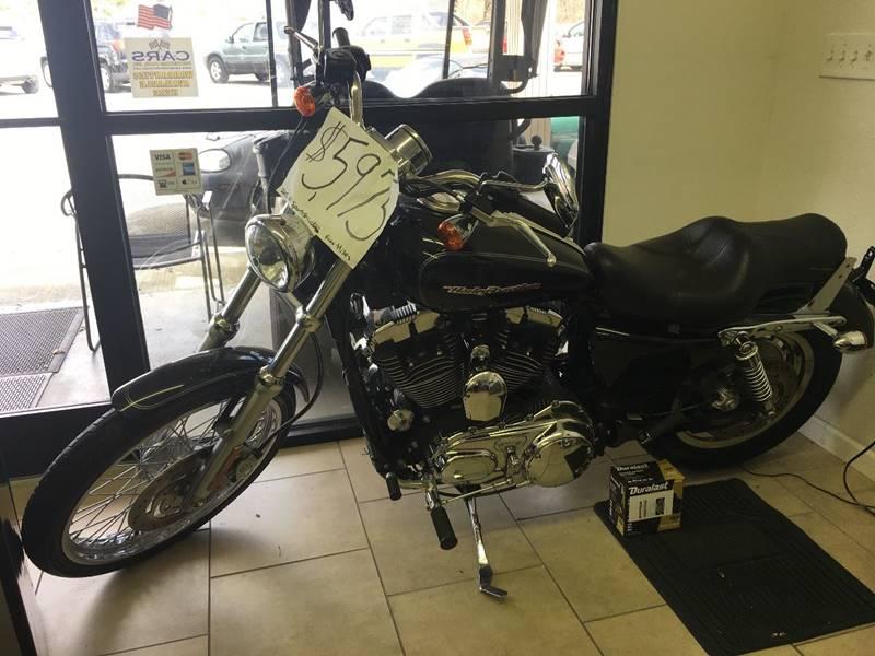 2005 Harley-Davidson Sportster Screaming Eagle