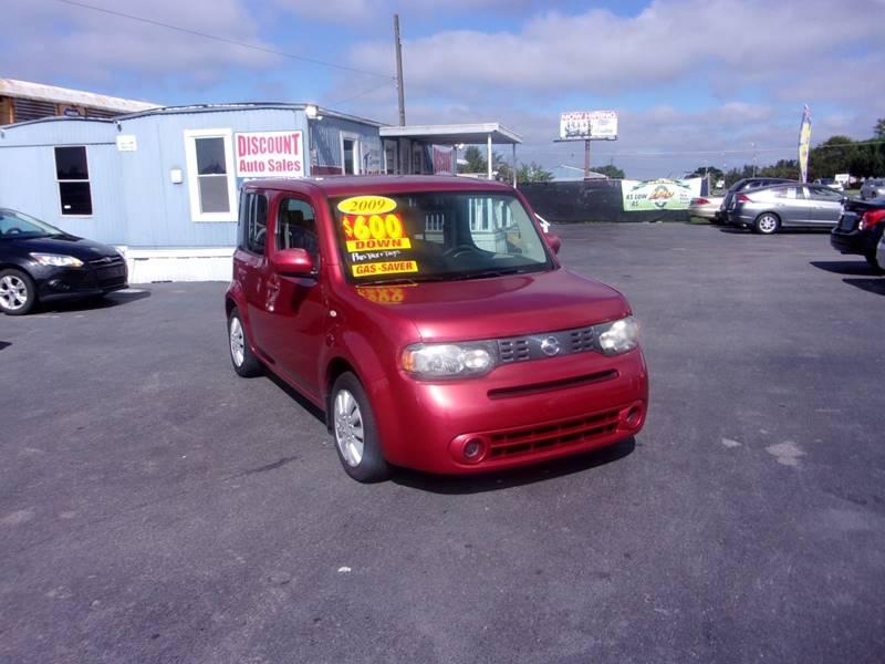 2009 Nissan Cube 18 4dr Wagon In Murfreesboro Tn Discount Auto Sales