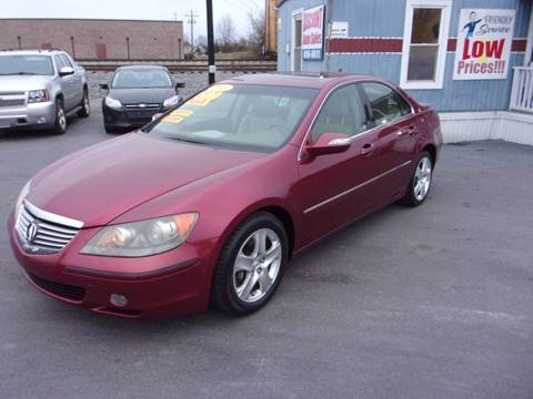 Acura Rl For Sale >> Acura Rl For Sale In Tionesta Pa Carsforsale Com