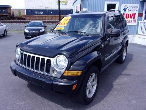 2005 Jeep Liberty for sale in Murfreesboro, TN