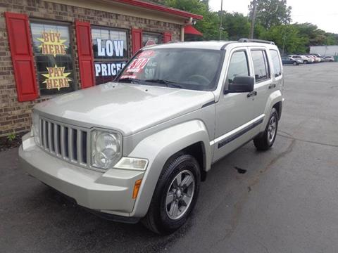2008 Jeep Liberty for sale in Smyrna, TN