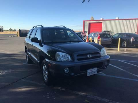 2006 Hyundai Santa Fe for sale in Sacramento, CA