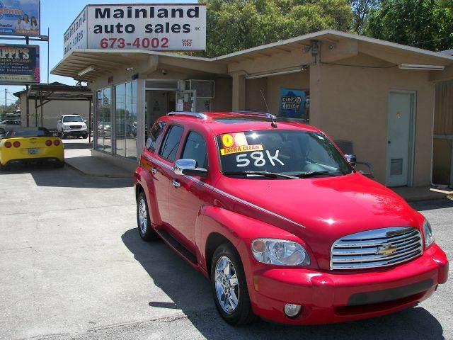 2006 Chevrolet HHR for sale at Mainland Auto Sales Inc in Daytona Beach FL