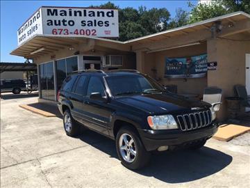 2001 Jeep Grand Cherokee for sale in Daytona Beach, FL