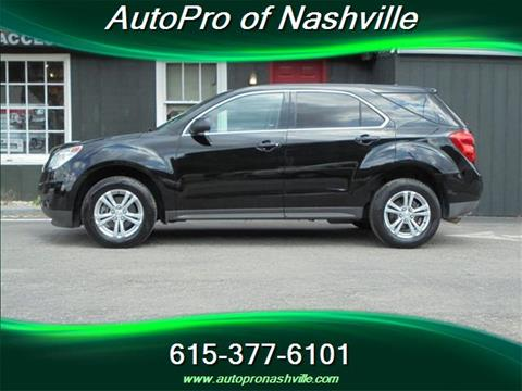 2013 Chevrolet Equinox for sale in Brentwood, TN