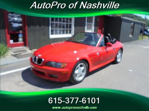 1998 BMW Z3 for sale in Brentwood, TN