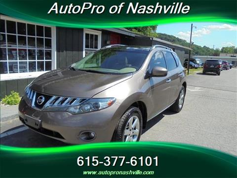 2010 Nissan Murano for sale in Brentwood, TN