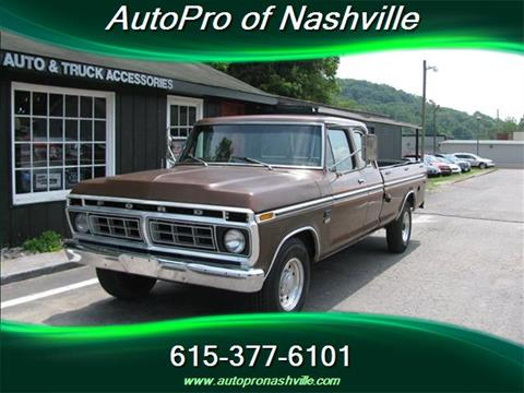 1975 Ford F-250 for sale in Brentwood, TN