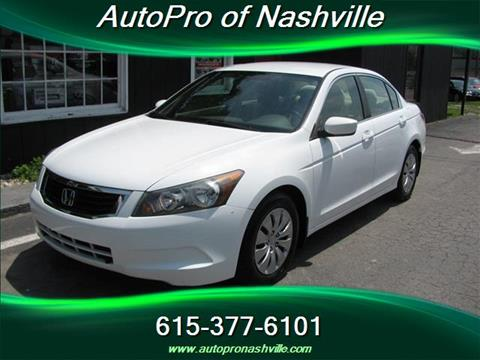 2008 Honda Accord for sale in Brentwood, TN