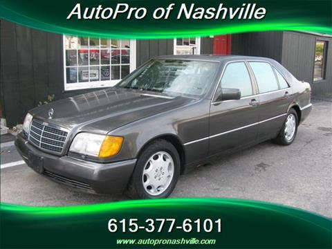 1993 Mercedes-Benz 500-Class for sale in Brentwood, TN