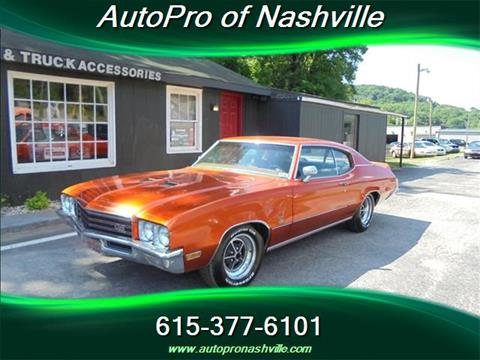 1971 Buick Gran Sport for sale in Brentwood, TN