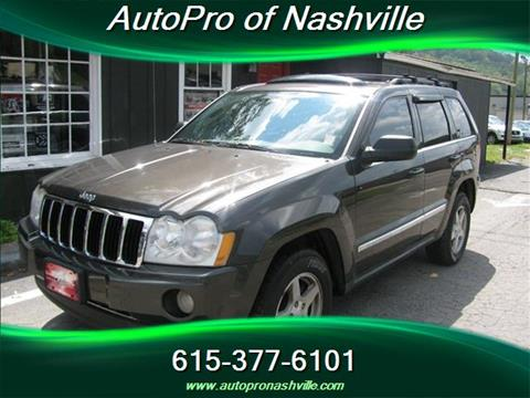 2005 Jeep Grand Cherokee for sale in Brentwood, TN