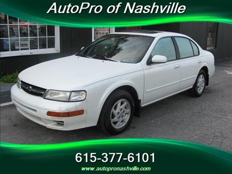 1999 Nissan Maxima for sale in Brentwood, TN