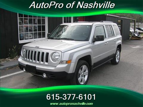 2011 Jeep Patriot for sale in Brentwood, TN
