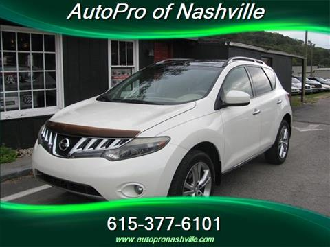 2009 Nissan Murano for sale in Brentwood, TN