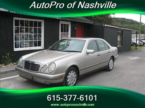 1997 Mercedes-Benz E-Class for sale in Brentwood, TN