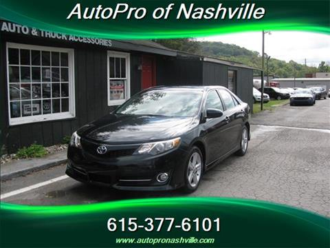 2012 Toyota Camry for sale in Brentwood, TN
