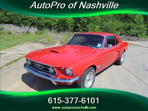 1967 Ford Mustang for sale in Brentwood, TN