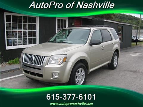 2010 Mercury Mariner for sale in Brentwood, TN