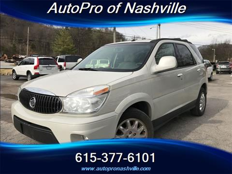 Buick rendezvous for sale in tennessee for Alexander motors jackson tennessee