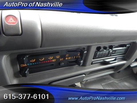 1995 GMC W4500