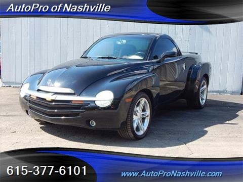 2003 Chevrolet SSR for sale in Brentwood, TN