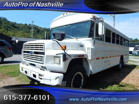 1987 Ford B-600 for sale in Brentwood, TN