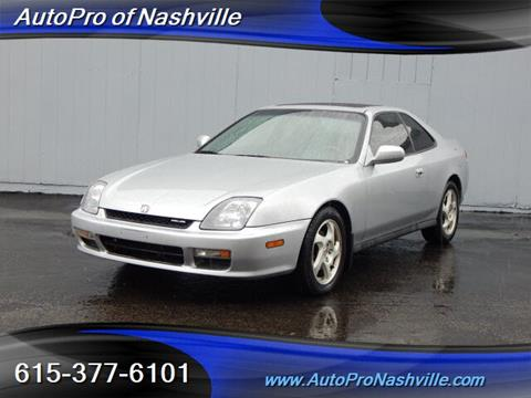 Honda Tyler Tx >> 2001 Honda Prelude For Sale In Brentwood Tn