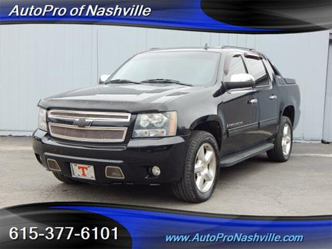 2009 Chevrolet Avalanche for sale in Brentwood, TN