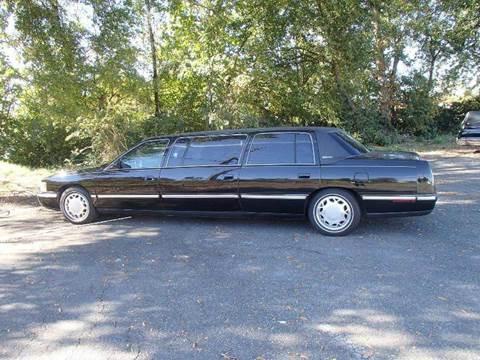 1998 Cadillac Deville Professional for sale in Atlanta, GA