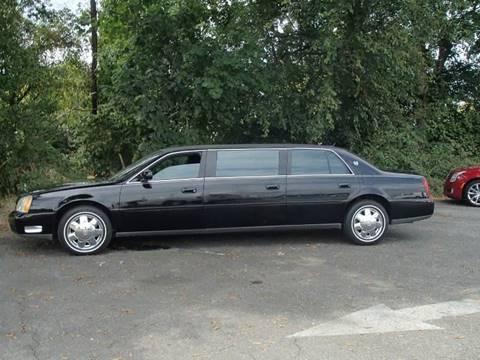 2005 Cadillac Deville Professional for sale in Atlanta, GA