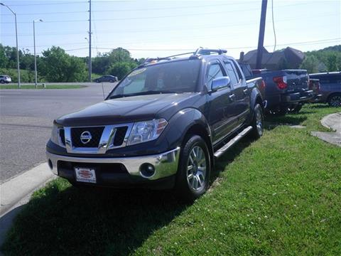 2010 Nissan Frontier for sale in Harrisonburg, VA