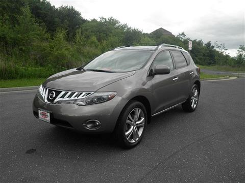 2009 Nissan Murano for sale in Harrisonburg, VA