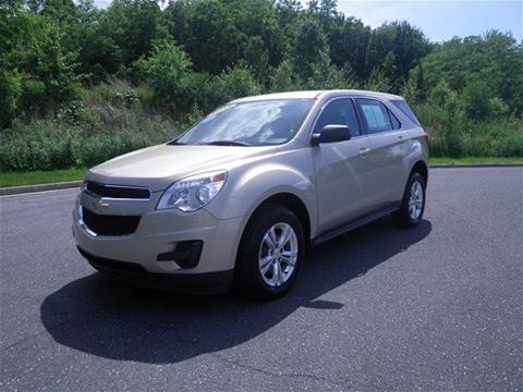 2011 Chevrolet Equinox for sale in Harrisonburg VA