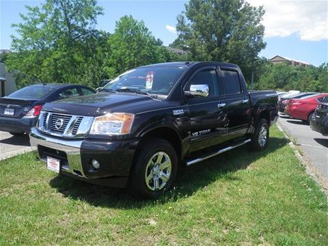 2015 Nissan Titan for sale in Harrisonburg VA