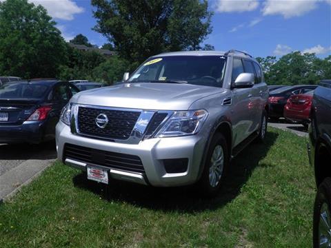 2017 Nissan Armada for sale in Harrisonburg, VA