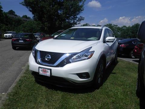 2017 Nissan Murano for sale in Harrisonburg, VA