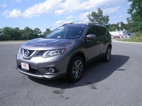 2015 Nissan Rogue for sale in Harrisonburg, VA