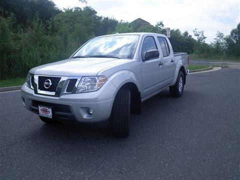 2017 Nissan Frontier for sale in Harrisonburg VA