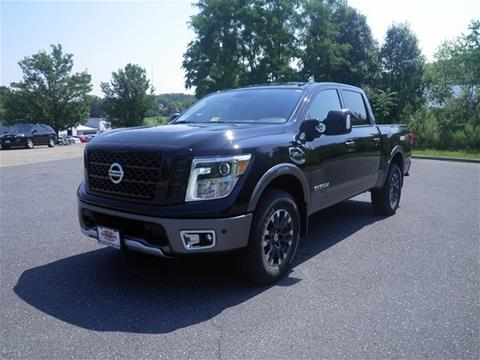 2017 Nissan Titan for sale in Harrisonburg VA