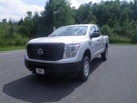 2017 Nissan Titan XD for sale in Harrisonburg, VA
