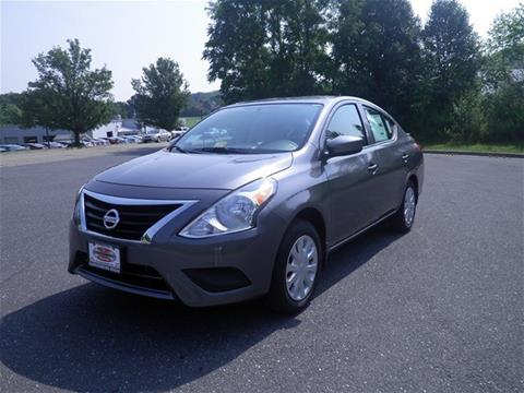 2017 Nissan Versa for sale in Harrisonburg, VA