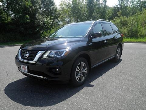 2017 Nissan Pathfinder for sale in Harrisonburg, VA