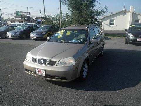 2005 Suzuki Forenza for sale in Harrisonburg VA
