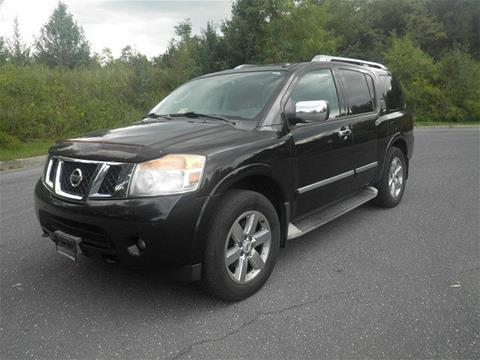 2010 Nissan Armada for sale in Harrisonburg, VA