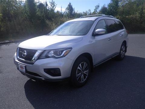 2018 Nissan Pathfinder for sale in Harrisonburg, VA