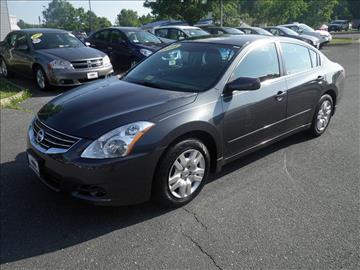 2011 Nissan Altima for sale in Harrisonburg, VA