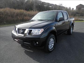 2016 Nissan Frontier for sale in Harrisonburg, VA