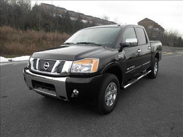 2015 Nissan Titan for sale in Harrisonburg, VA