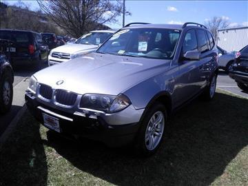 2004 BMW X3 for sale in Harrisonburg, VA